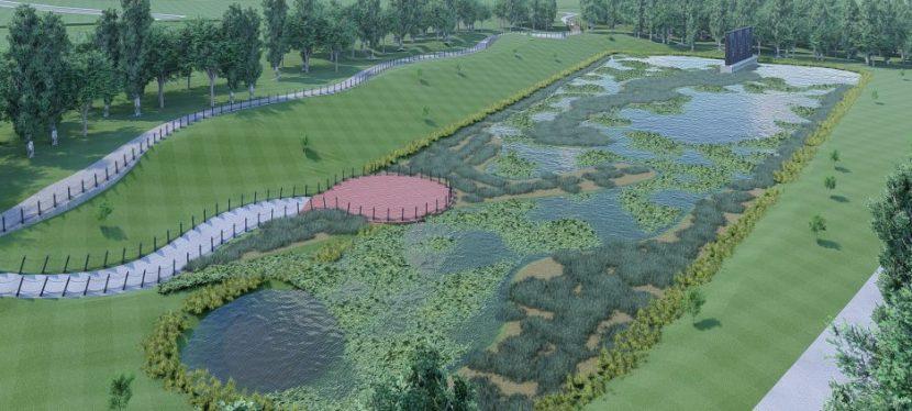 Wetland Design – Storm EventSimulation