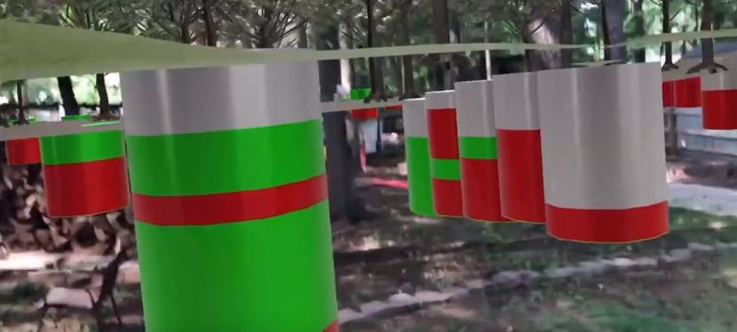 Geotechnical Module in Augmented Reality